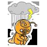 เม่าฝนตก